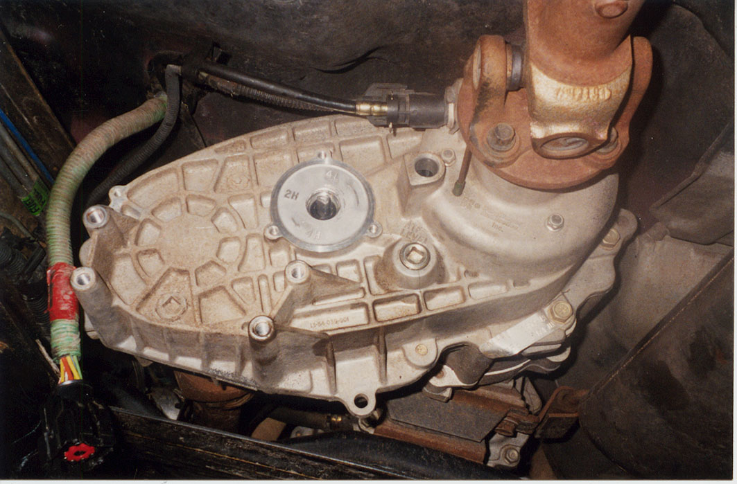 transfer case bw 1354 ford explorer ranger maintenance contributed by alfredo c