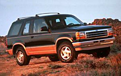 First generation Ford Explorer 1991 - 1994