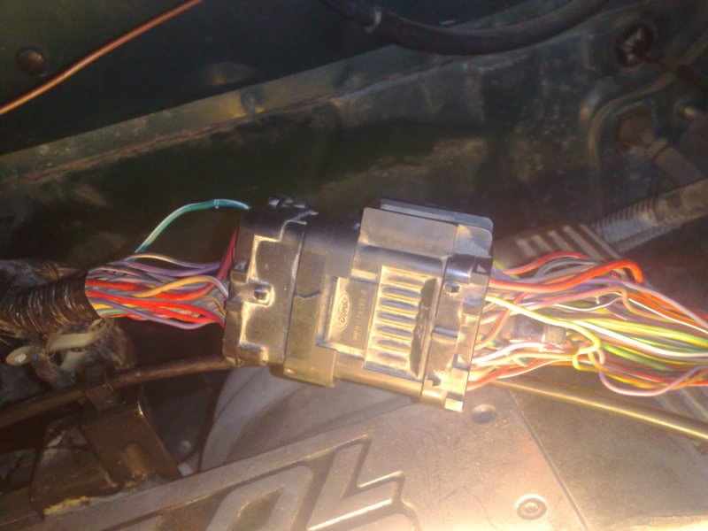 Wiring Diagram Or Wire Colour Help Please Ford Explorer Ford Ranger Forums Serious Explorations