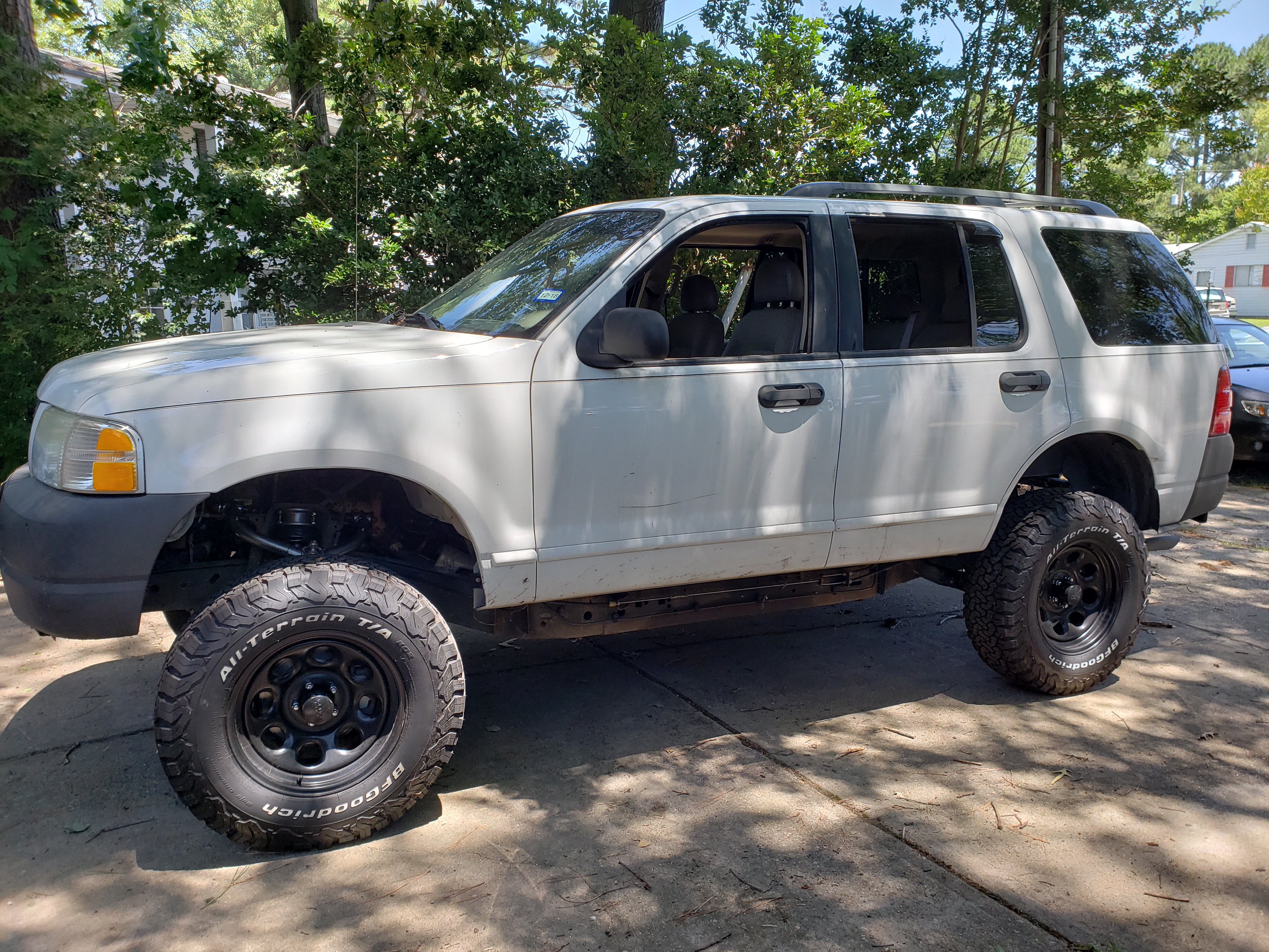 Lift Kit For 03 Mountaineer Ford Explorer And Ford Ranger Forums Serious Explorations