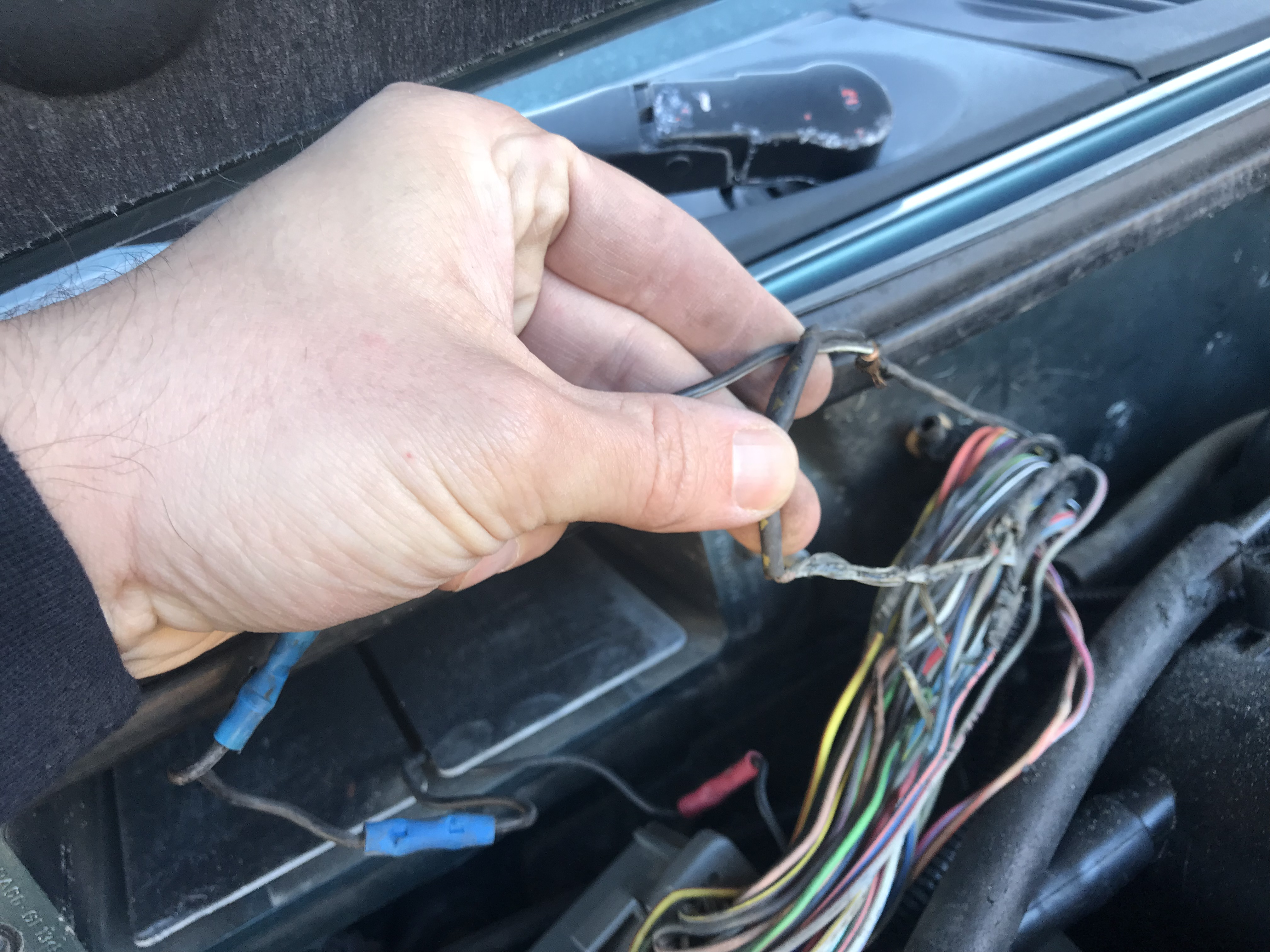 PCM connector ground shield wiring | Ford Explorer and Ford ... on