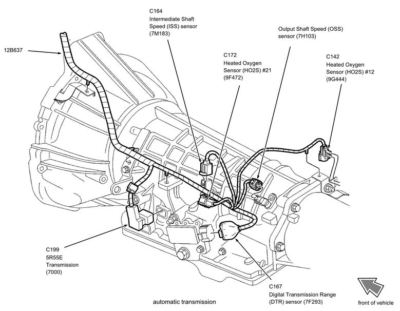 ghost in the machine ford explorer and ford ranger forums 700r4 wiring harness 5r55e iss sensor jpg