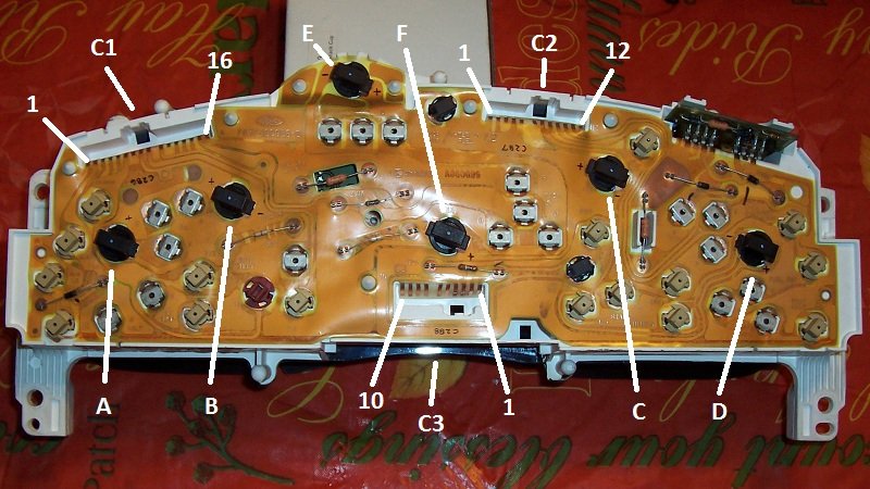 led pcm monitored status lights? ford explorer and ford ranger Ford Ranger 4x4 Wiring Diagram at alyssarenee.co