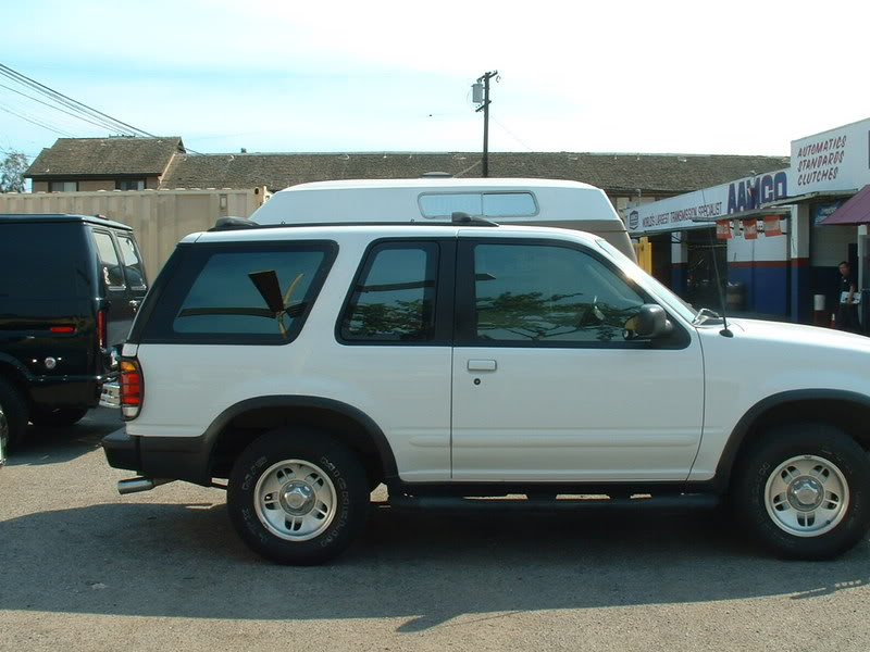 Factory Window Tint | Ford Explorer and Ford Ranger Forums ...