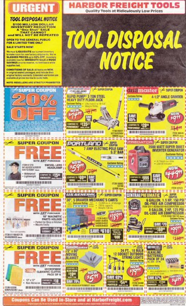 Harbor Freight coupons which are good until 1-16-2019..jpg