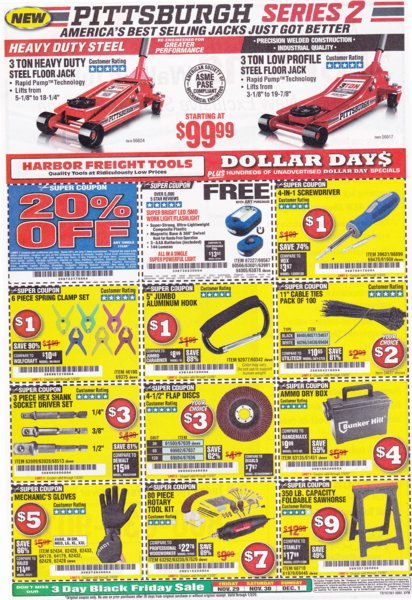 Harbor Freight coupons which are good until 1-3-2020..jpg