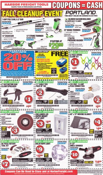 Harbor Freight coupons which are good until 2-13-2020..jpg