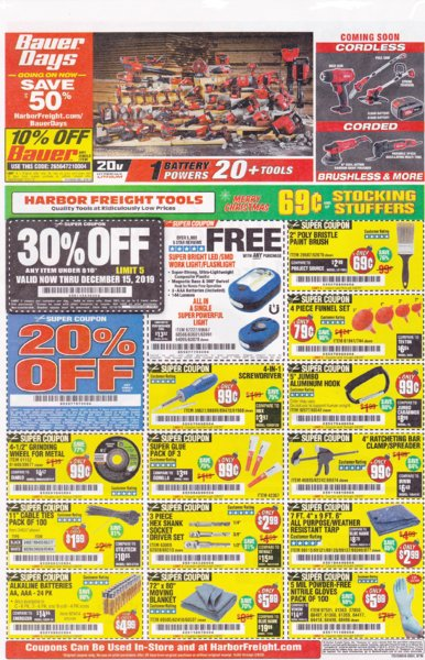 Harbor Freight coupons which are good until 2-8-2020..jpg