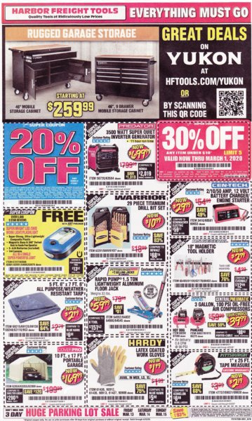 Harbor Freight coupons which are good until 4-23-2020..jpg