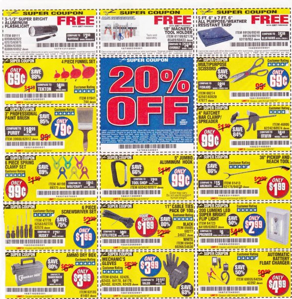 Harbor Freight coupons which are good until 5-20-2019..jpg