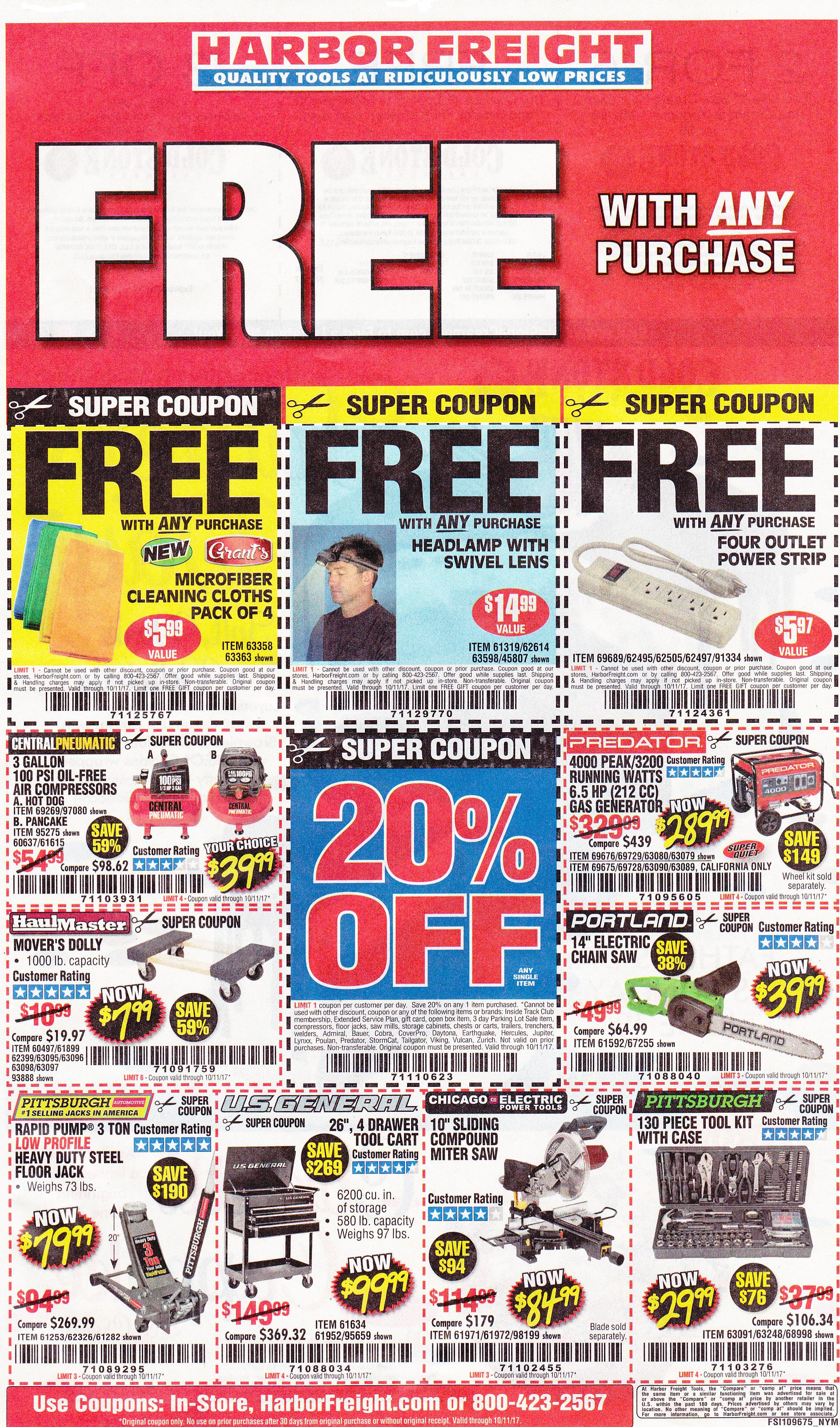 Harbor Freight coupons which expire on 10-11-2017..jpg