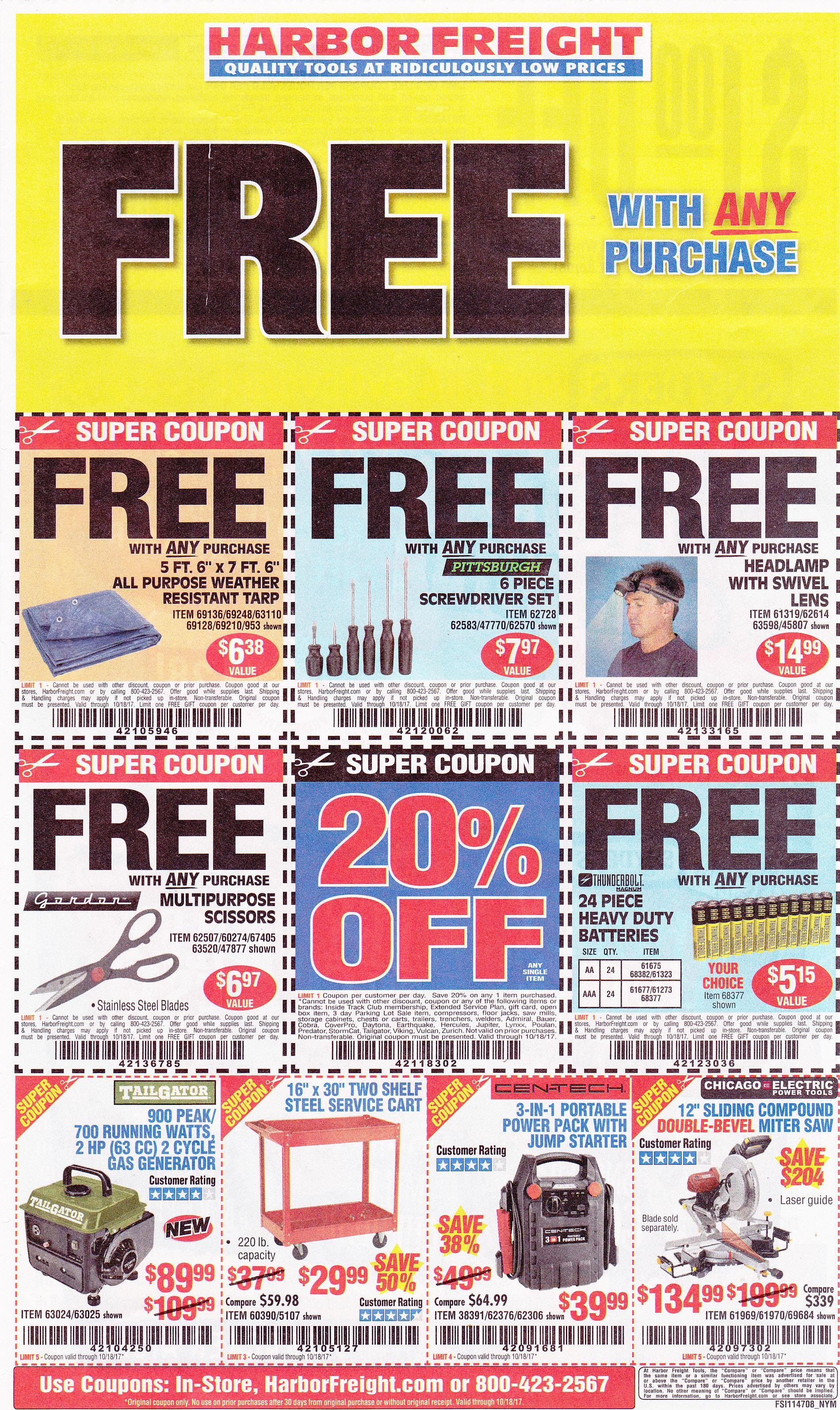 Harbor Freight coupons which expire on 10-18-2017. Page 2..jpg