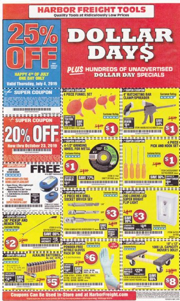 Harbor Freight coupons which expire on 10-23-2019..jpg
