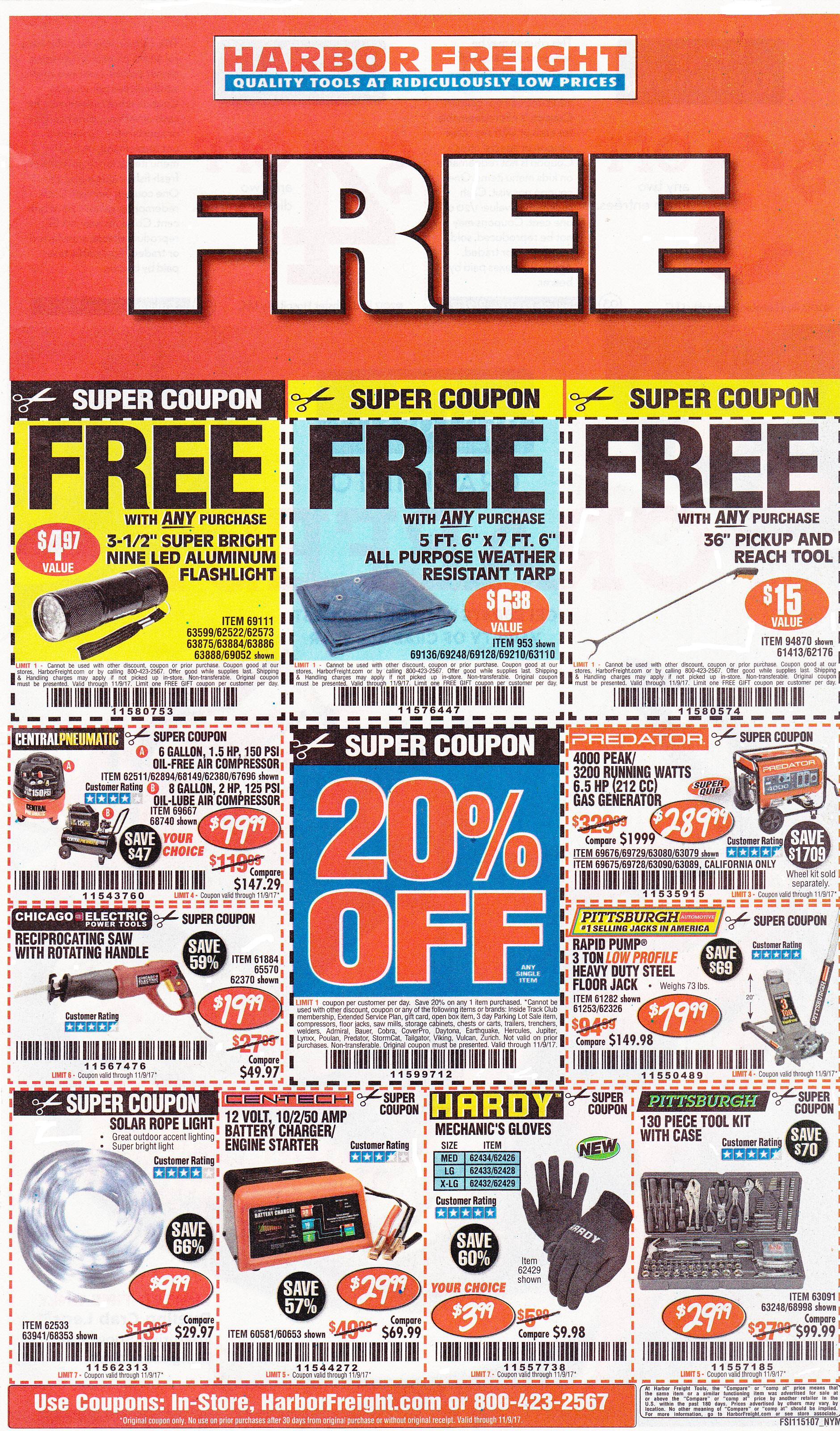 Harbor Freight coupons which expire on 11-9-2017..jpg