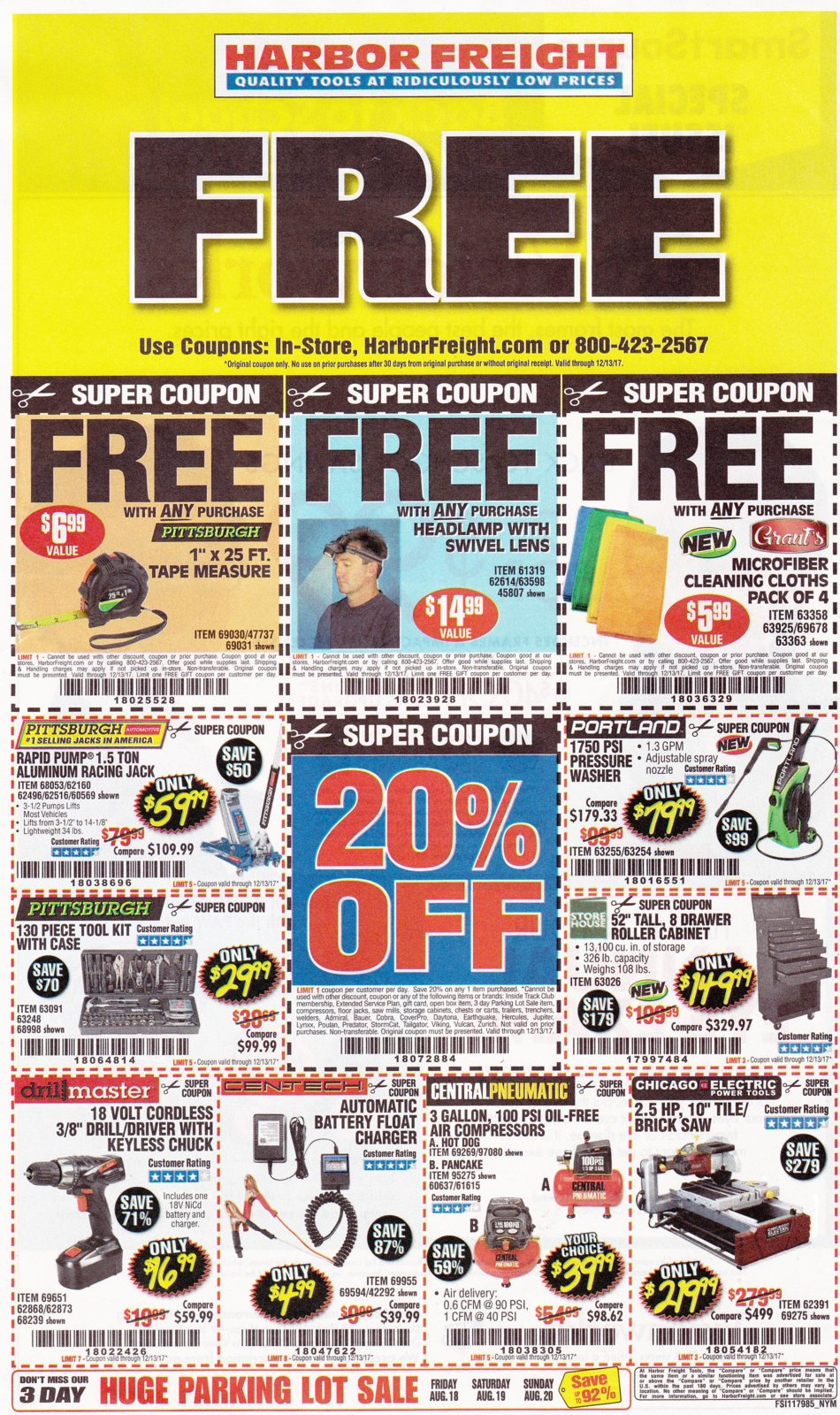 Harbor Freight coupons which expire on 12-13-2017..jpg