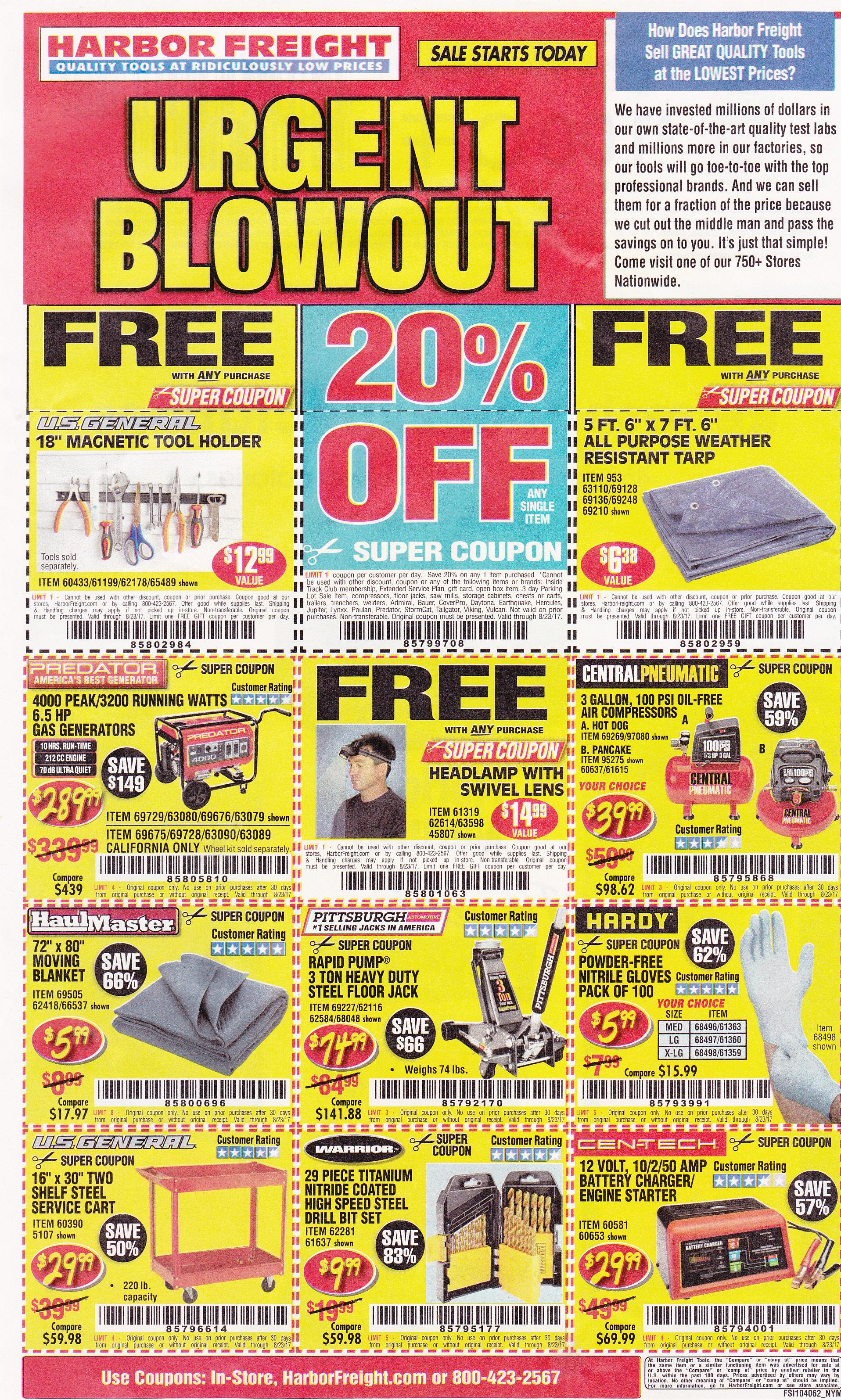 Harbor Freight coupons which expire on 8-23-2017..jpg