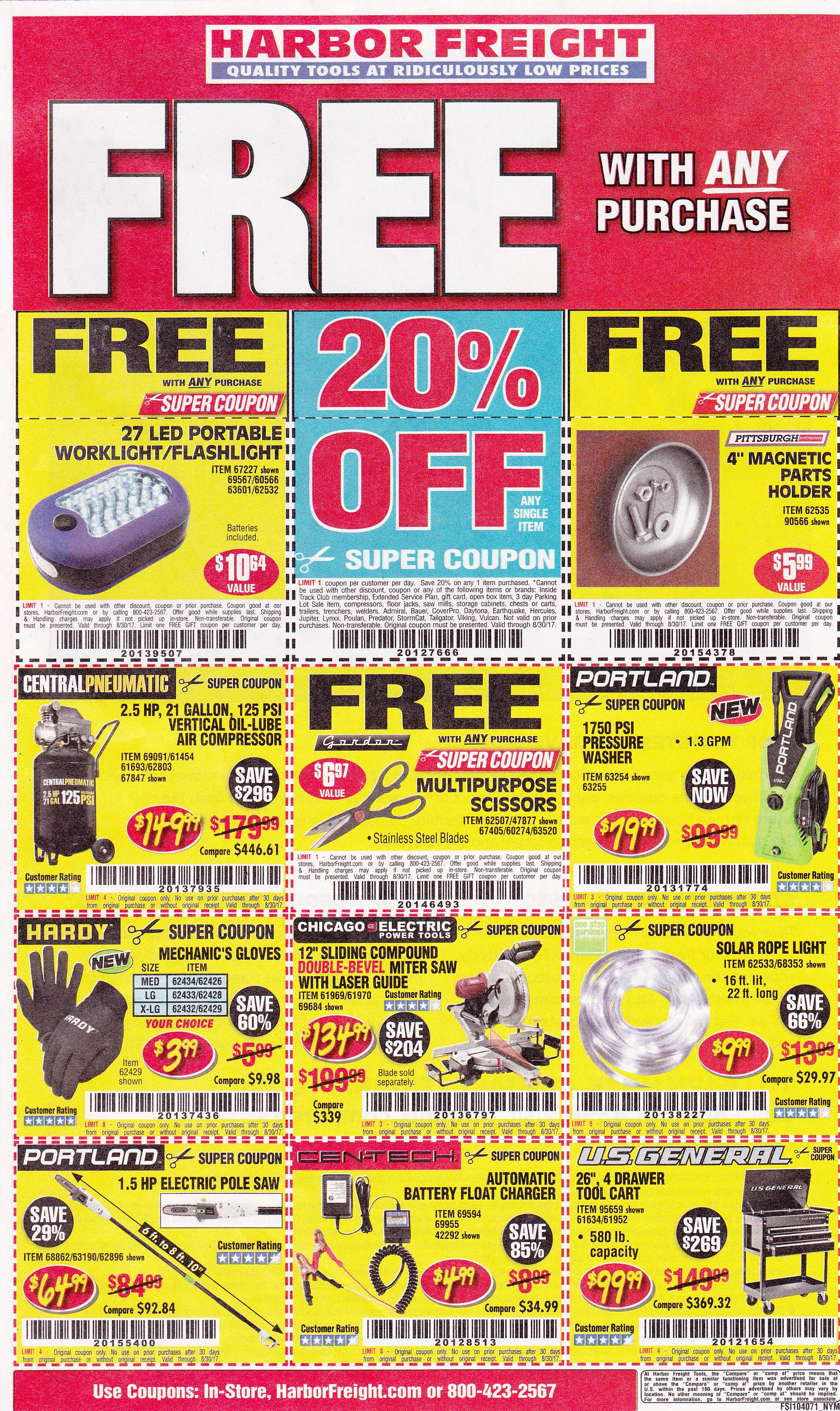 2017 Harbor Freight Coupons Page 2 Ford Explorer And