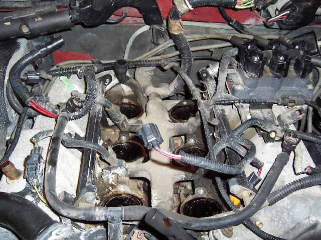 fuel rail pressure sensor ford explorer and ford ranger forums Ford 5.4 Engine Swap at cos-gaming.co