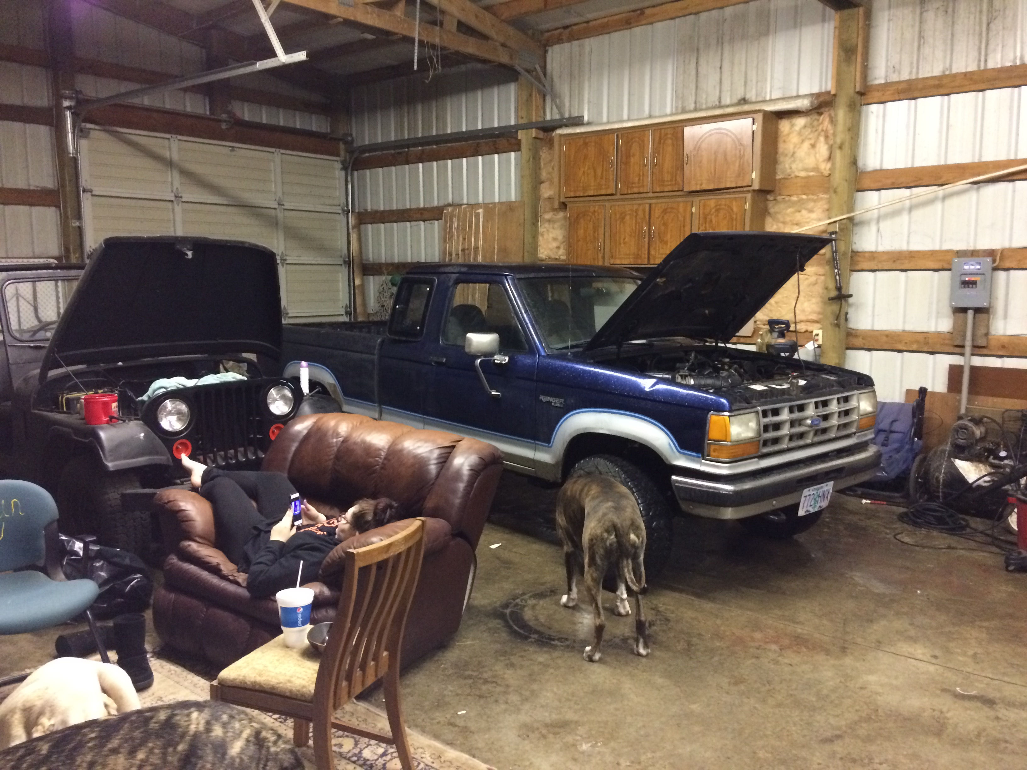 How to ethan 39 s 1990 eec iv ranger 99 sohc swap a4ld for Motor city pawn shop on 8 mile and hayes