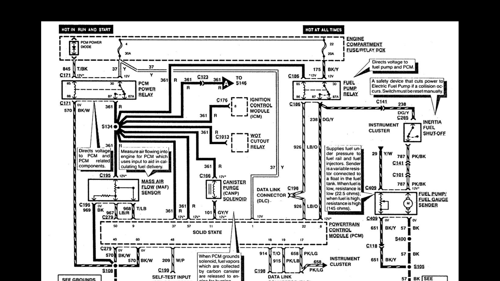 Diagram Also 1994 Ford Ranger Wiring Diagram As Well 1996 Ford Ranger