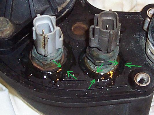 Two Wire Temp Sending Unit Ford Explorer Ford Ranger Forums Serious Explorations
