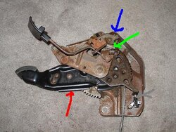 Ford Mustang Shoes >> Loose parking brake | Ford Explorer and Ford Ranger Forums - Serious Explorations