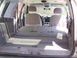 Do your seats fold flat? | Ford Explorer and Ford Ranger ...