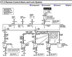 Door Lock Wiring Diagram Ford Explorer And Ford Ranger