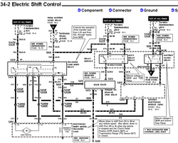2nd Gen Control Trac Transfer Case Wiring Ford Explorer Ford Ranger Forums Serious Explorations