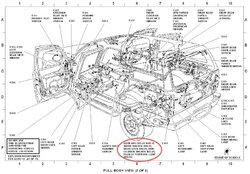 T7971543 Need diagram starter moreover Gmc Acadia Motor Diagram in addition 1991 Ford F 150 Alternator Wiring Diagram as well 2003 Ford F 150 Transmission Diagram furthermore 2008 Dodge Ram With 4 7 Belt Diagram. on 2004 ford explorer v8 fuse box diagram