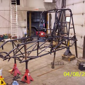 New buggy chassis