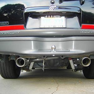 Dual Exhaust