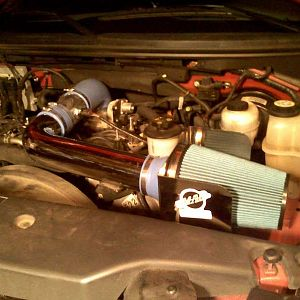 Mac Intake for 2005 F-150