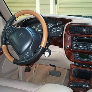 Mountaineer Interior