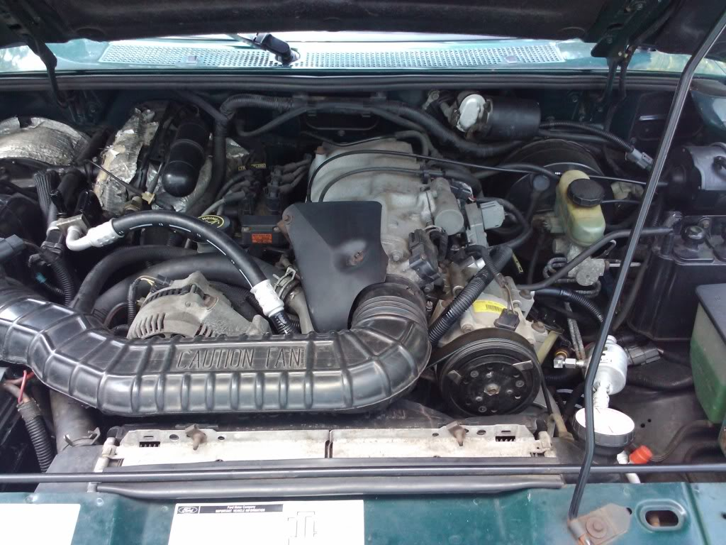 1994 Explorer Engine