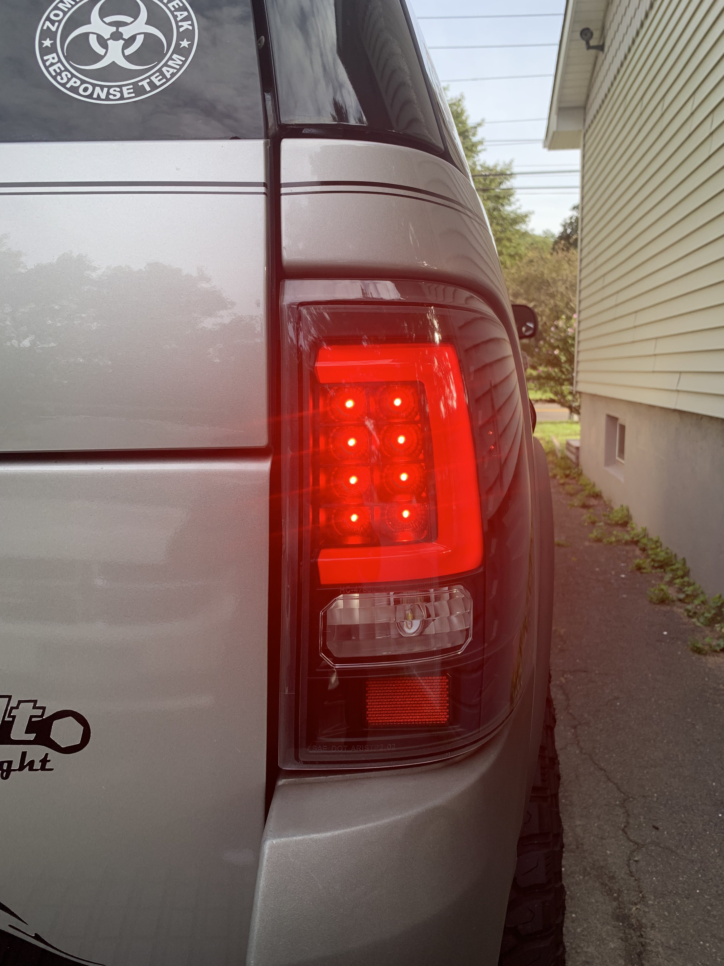 Running / Brake light