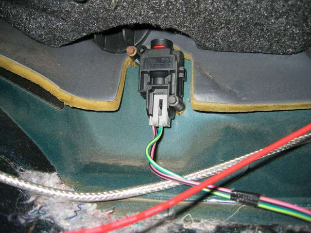 Ford Focus Fuel Pump Relay Off The Fuel Pump Relay