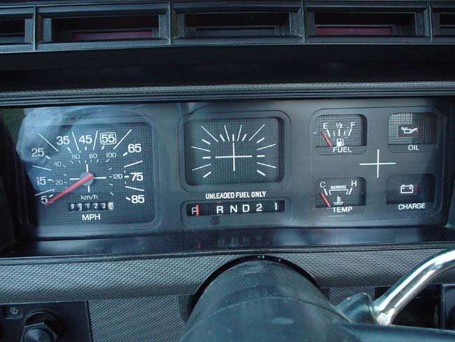 1986 Ford F150 Dashboard - Best Photos About Ford Picimages.Org