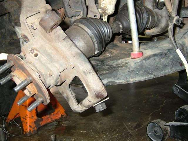How To Install Snap Ring On Ball Joint