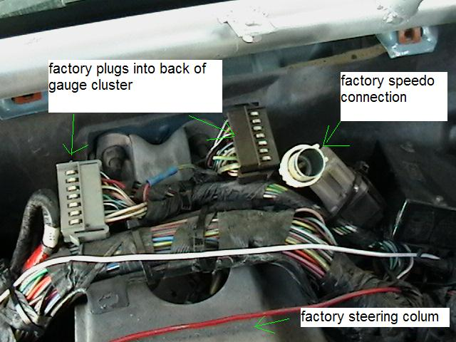 step by step replacing factory gauges sending units auto upon connecting these wires a meter on the battery the voltage immediately jumped from 11 9 to 14 5 when the truck was running problem solved