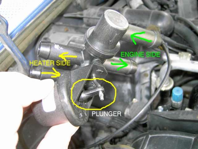[ IMG] Before cutting up the heater hoses ... & 1991 Ford Explorer Heater Bypass Valve Installation | Ford Explorer ...