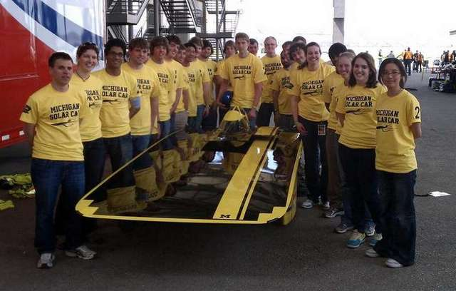 UMSolar Team 2011