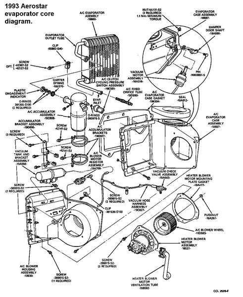 similiar ford ranger air intake diagram keywords file 1993 aerostar evaporator core diagram jpg acircmiddot engine air intake for 1996 ford ranger