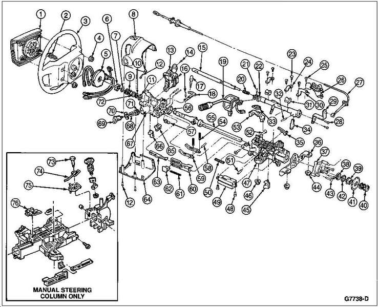 P 0996b43f802c548e further 6 4 Powerstroke Power Steering Diagram furthermore 0qg80 98 Ford Expedition Power Door Locks Fuses Seam Owners Manual furthermore 1988 Ford F 150 5 8 Engine Diagram additionally Rack And Pinion Parts Diagram Nc86KY7VvzGXxbNo4ZA0tOvUL34 7CJdj2ZG46 7CGqnKN0. on ford aerostar power steering parts
